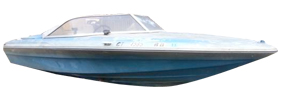 180 SS Outboard (All Years) Baja Boat Covers