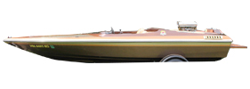 180 SS Sterndrive (All Years) Baja Boat Covers