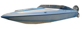 186 Outboard Baja Bimini Tops | Custom Sunbrella® Baja Covers | Cover World