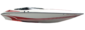 Bandit 223 Sterndrive (All Years) Baja Boat Covers