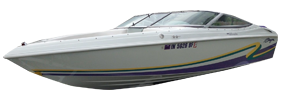 Islander 190 Sterndrive (All Years) Baja Boat Covers