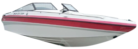 Islander 220 Sterndrive (All Years) Baja Boat Covers