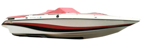 Islander 226 Sterndrive (All Years) Baja Boat Covers