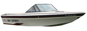 Ski Sport 190 Sterndrive (All Years) Baja Boat Covers