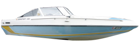 Sunsport 186 Sterndrive Baja Boat Covers