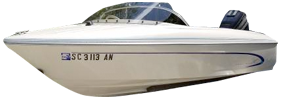 1401 Capri LS Outboard Bayliner Boat Covers | Custom Sunbrella® Bayliner Covers | Cover World