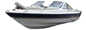 1500 Capri Bowrider Outboard Bayliner Boat Covers | Custom Sunbrella® Bayliner Covers | Cover World