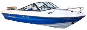 1500 Mosquito Outboard Bayliner Boat Covers | Custom Sunbrella® Bayliner Covers | Cover World