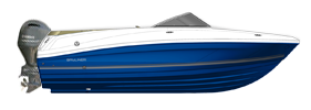 160 Bowrider Outboard Bayliner Boat Covers | Custom Sunbrella® Bayliner Covers | Cover World
