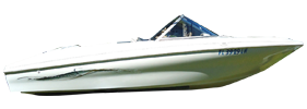 1600 Capri CR BR Outboard Bayliner Boat Covers | Custom Sunbrella® Bayliner Covers | Cover World