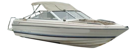 1600 Capri Lsv Outboard Bayliner Boat Covers | Custom Sunbrella® Bayliner Covers | Cover World