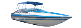 1600 Cobra Outboard Bayliner Boat Covers | Custom Sunbrella® Bayliner Covers | Cover World