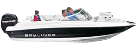 170 BR Outboard Bayliner Boat Covers