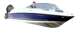 170 Outboard Bayliner Boat Covers | Custom Sunbrella® Bayliner Covers | Cover World