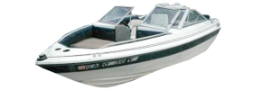 1700 Cobra Outboard Bayliner Boat Covers | Custom Sunbrella® Bayliner Covers | Cover World
