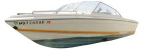 1700 Mutiny Bayliner Boat Covers