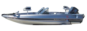 1710 Bass Striker Outboard Bayliner Boat Covers | Custom Sunbrella® Bayliner Covers | Cover World