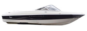 180 Capri Outboard Bayliner Boat Covers | Custom Sunbrella® Bayliner Covers | Cover World