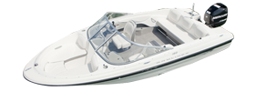 180 Runabout Outboard Bayliner Boat Covers | Custom Sunbrella® Bayliner Covers | Cover World
