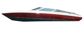 1800 Arriva Outboard Bayliner Boat Covers | Custom Sunbrella® Bayliner Covers | Cover World