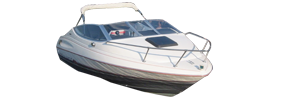 1802 Capri Cuddy Outboard Bayliner Boat Covers | Custom Sunbrella® Bayliner Covers | Cover World