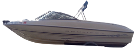 1804 Capri SF Outboard Bayliner Boat Covers | Custom Sunbrella® Bayliner Covers | Cover World