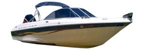 184 Capri Outboard Bayliner Boat Covers | Custom Sunbrella® Bayliner Covers | Cover World