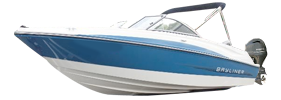 190 Bowrider Outboard Bayliner Boat Covers | Custom Sunbrella® Bayliner Covers | Cover World