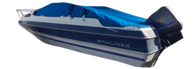 190 Capri Xfs Outboard Bayliner Boat Covers | Custom Sunbrella® Bayliner Covers | Cover World
