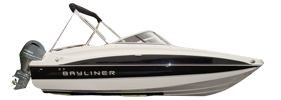 190 Outboard Bayliner Boat Covers | Custom Sunbrella® Bayliner Covers | Cover World