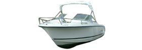 1900 Trophy DC Outboard Bayliner Boat Covers | Custom Sunbrella® Bayliner Covers | Cover World