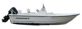 1901 Trophy Bay Outboard Bayliner Boat Covers | Custom Sunbrella® Bayliner Covers | Cover World