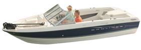 195 Discovery Bayliner Boat Covers