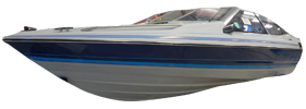 1950 Capri CX BR Sterndrive Bayliner Boat Covers | Custom Sunbrella® Bayliner Covers | Cover World