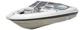2000 Capri Bowrider Outboard Bayliner Boat Covers | Custom Sunbrella® Bayliner Covers | Cover World