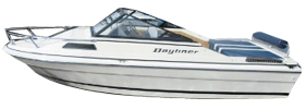 2050 Admiralty Cuddy Bayliner Boat Covers