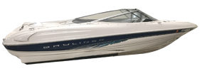 2050 Capri CY Bayliner Boat Covers
