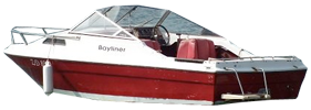 2050 Liberty Bayliner Boat Covers