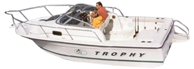 2052 Trophy WA Sterndrive Bayliner Boat Covers