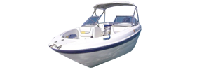 209 Deck Boat Outboard Bayliner Boat Covers | Custom Sunbrella® Bayliner Covers | Cover World