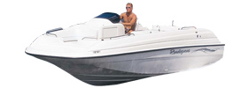 2109 Rendezvous DX Bayliner Boat Covers