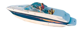 212 Cuddy Bayliner Boat Covers