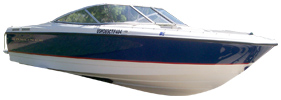 215 Classic Bayliner Boat Covers