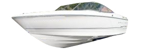 2150 Capri Classic Bowrider Bayliner Boat Covers