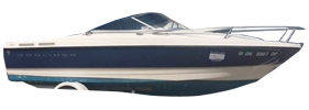 2152 Classic Bayliner Boat Covers