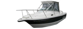 2152 Trophy Walkaround Bayliner Boat Covers