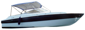 219 XT Sterndrive Bayliner Boat Covers | Custom Sunbrella® Bayliner Covers | Cover World