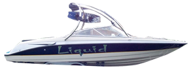 2280 Wake Challenger Bayliner Boat Covers