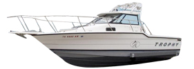 2352 Trophy Walkaround Bayliner Boat Covers