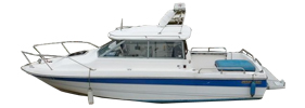 2359 Trophy Offshore Bayliner Boat Covers | Custom Sunbrella® Bayliner Covers | Cover World